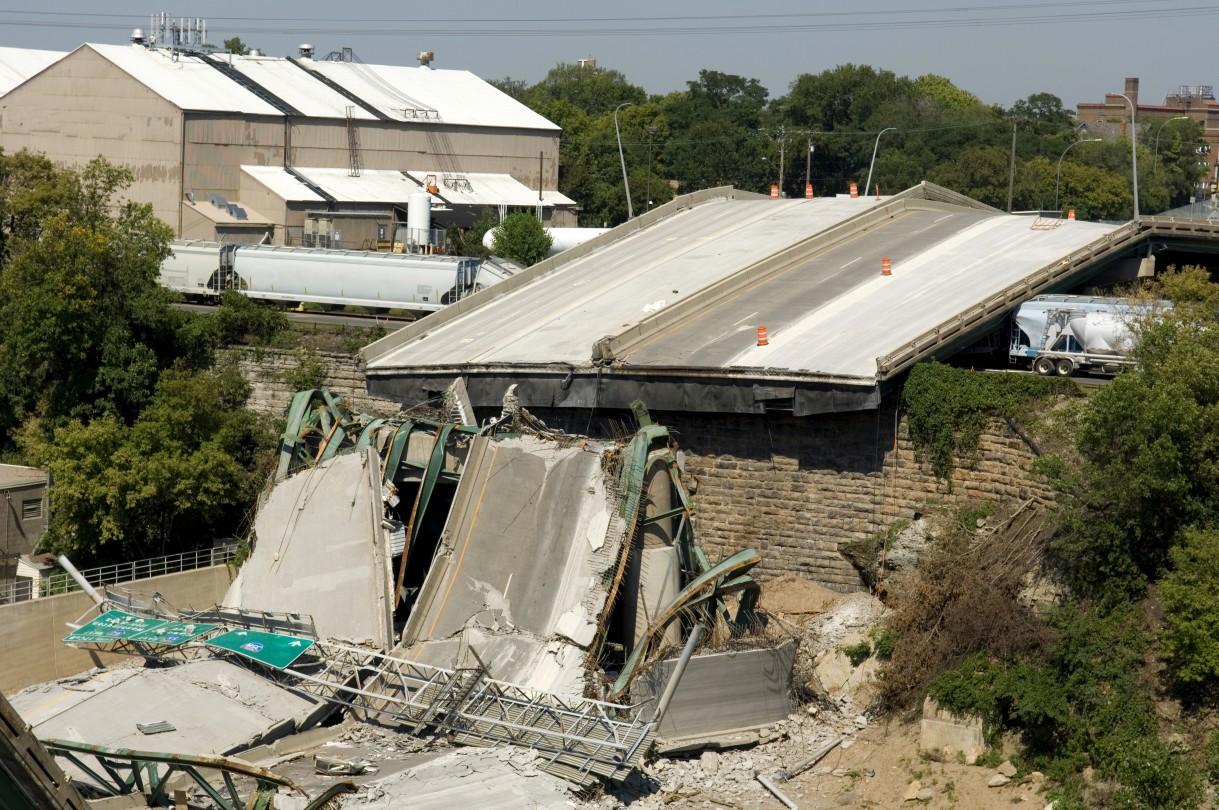 Highway Structural Damage