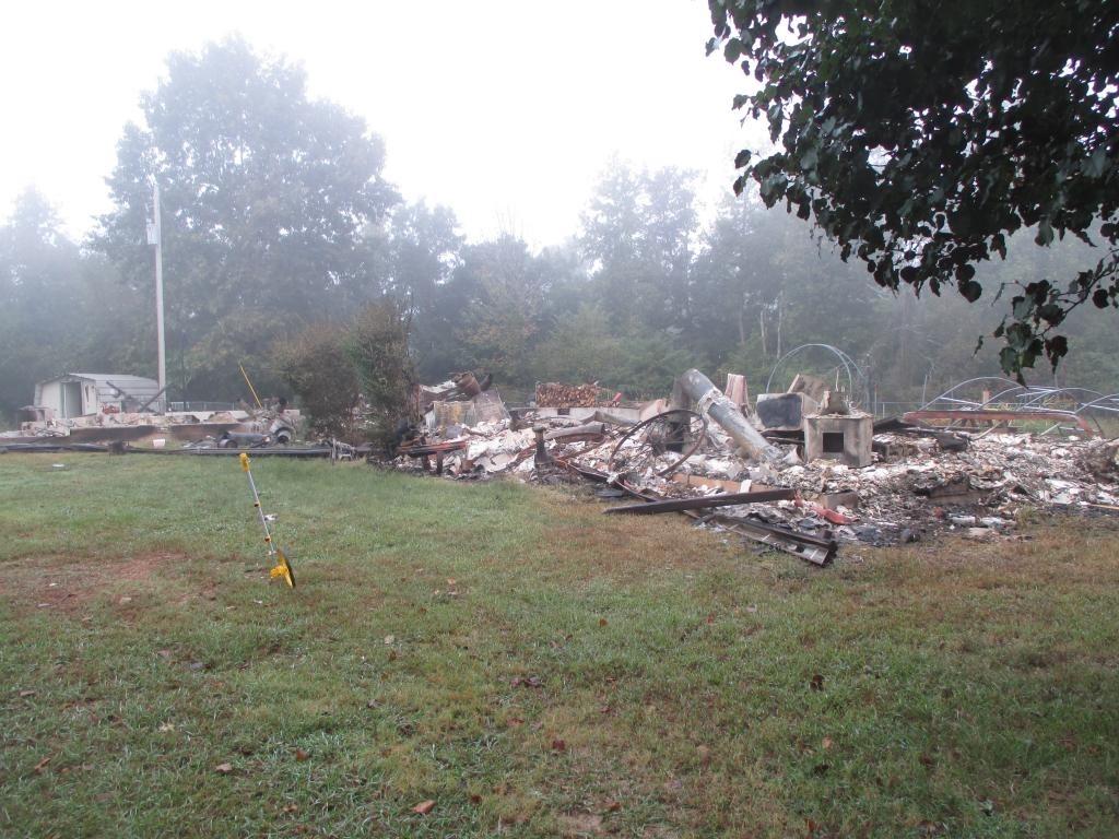 Fire Investigation for Total Burn