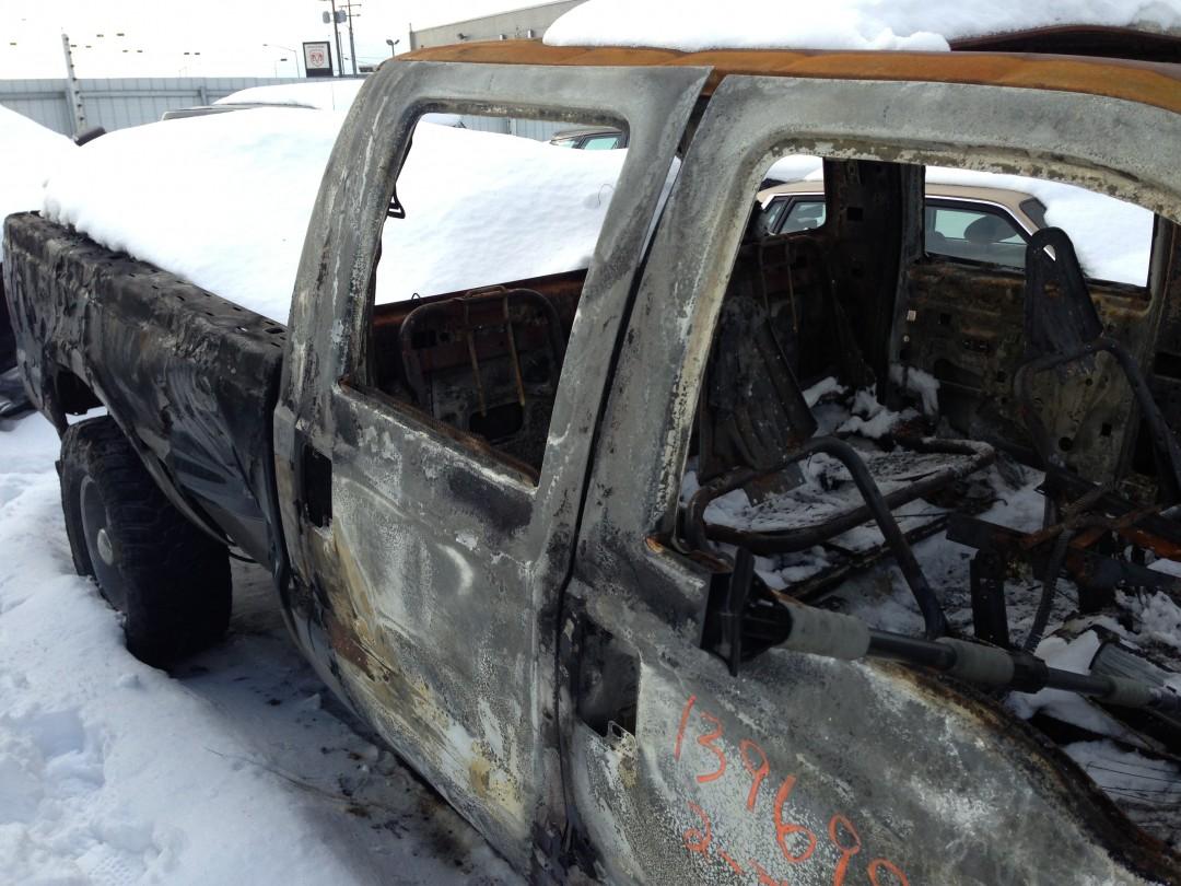 Auto Fire Investigation